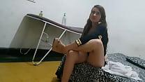Alejandra from Barranquilla - Footjob - Colombian