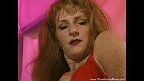 Redhead Wife Dildo Pussy Rub