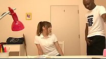 Asian Japanese Teen | SDMS-899 Black Exchange Student In Japan Family Home - Daughter Clip 1 | Solacesolitude