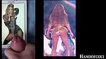 Shakira Cum Tribute