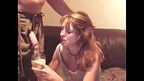 the woman love to drink piss