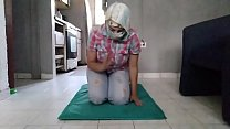 Real Mom In Hijab And Jeans Praying And Then Masturbating Her Creamy Squirting Pussy To Orgasm