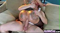 Deep Hard Anal Sex With Big Round Ass Slut Girl (Bella Bellz) video-08