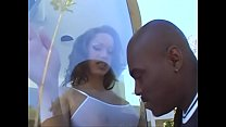 Lex Steele in  interracial anal behind the scenes