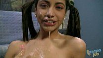 Veronica Rodriguez handjob - ManoJob