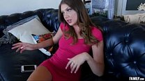 Brother Blackmails Hot Sister - MILF.GA