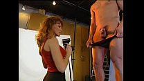 Sexy photographer gets off at the sight of a young big hard cock!