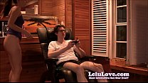 Lelu Love Fucks Her Gamer Boyfriend