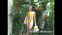 Filipina.webcam webcam girls sexy bikini pool party competition in the Philippines