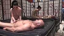 Veruca James Gives Erotic Oil Body Rub