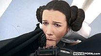 STAR WARS - Anal Princess Leia