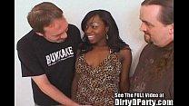 18yo Cute Black Slut Banged!