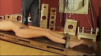 Luna tortured with hot wax part 1 and part 2