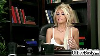 (kayla kayden) Sexy Girl With Big Boobs Banged In Office movie-17