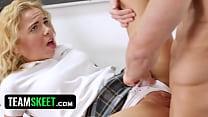 InnocentHigh - Tiny School Girl Groped by Horny Teacher