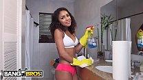 BANGBROS - y. Latina Maid Nicole Bexley Gets Down and Dirty