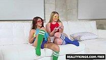 RealityKings - Teens Love Huge Cocks - (Lexxxus Adams) - Nerdy Gamer Hotties