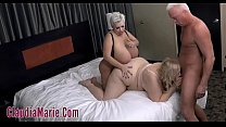 Claudia Marie VS Lila Lovely