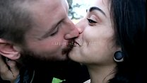 Kissing Dave and Lizzy Video 4 Preview