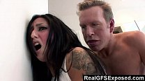 RealGfsExposed - Milla get the hots for her stepdad hard cock