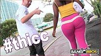 BANGBROS - Tony Rubino Buries His Big White Cock In Chanel Staxxx's Black Big Ass