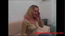 German Girl Next Door Gets Fucked - GermanPornCasting.com