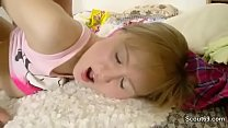 Extrem Cute Teen Get First Anal Fuck by Big Dick Boy After School