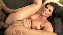 Mature with big ass hardcore fucked by big black cock in interracial sex