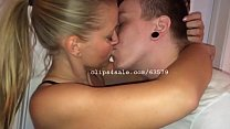 Tom Faulk and Diana Kissing
