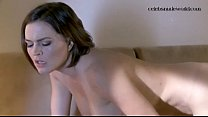 Krissy Lynn and Scarlet Red in Invisible Centerfolds
