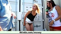 Nudity and fucking for money 1
