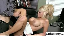 (kayla kayden) Worker Big Melon Tits Girl Get Sex In Office vid-21
