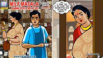 Velamma Episode 67 - Milf Masala – Velamma Spices up her Sex Life!