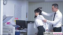 Office Obsession - The Secretary  starring  Rina Ellis clip