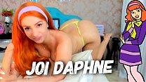 Daphne Blake JOI PORTUGUES Você Vai Gozar Muito Gostoso com este VIDEO - Jerk Off Challenge (VERY HARD) Punheta Guiada Scooby-Doo