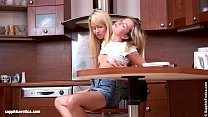 Passionate lesbian sex with Janet and Karin on Sapphic Erotica