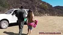 Cop squirt and duty bound police Anal for Tight Booty Latina