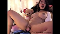 Curvy Latina With Giant Boobs..