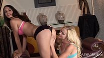 Lickity Lesbian Licking With Lux Kassidy & Tiffany Thompson!