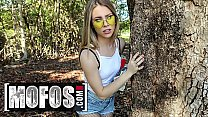 Beautiful Chick (Anya Olson) Rides Cock On Pov Camera For Extra Cash - MOFOS