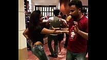 Shalu Shamu tamil actress social dance