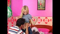 Teen Sister Fucks Her Brother