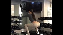 sexy girl gym training - crazy girl - http://adf.ly/1S5iAA