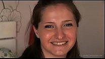 jolie teenage debutante francaise en casting