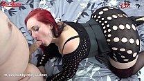 Mydirtyhobby- BBW redhead queen gets a creampie