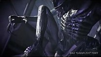 A friendly Xenomorph