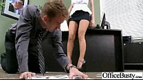 Sex In Office With Big Round Tits Naughty Hot Girl (kayla kayden) movie-18