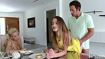 Daughter Saves Mom's Marriage By Fucking Dad- Shea Blaze