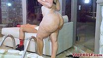majiikmontana3x bangin big butt Muva Phx doggystyle on thickasf.com