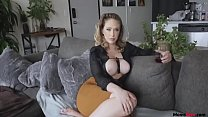 Nobody will takecare of son like MILF mommy does!